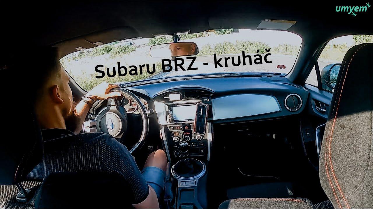 Subaru BRZ Drift fail - video pouze pro přátelé - nečekaný ...