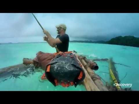 Остров Борнео | Эд Стаффорд: игра на вылет | Discovery Channel