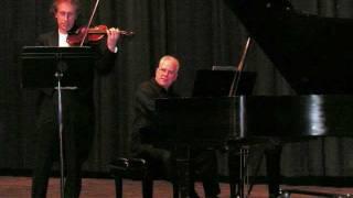 "The Phantom of the Opera ""Wishing You Were Somehow Here Again"" (Webber) Ray Dotoratos&Gary Hammond"