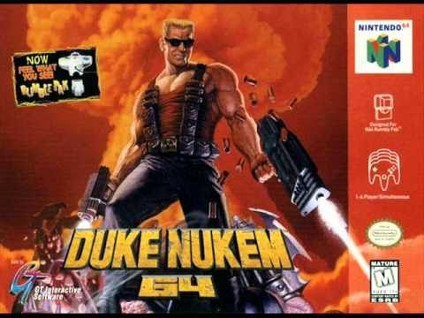 Duke Nukem 64 Theme Grabbag
