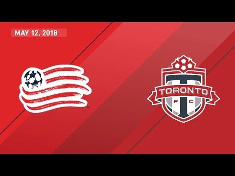HIGHLIGHTS: New England Revolution vs. Toronto FC | May 12, 2018