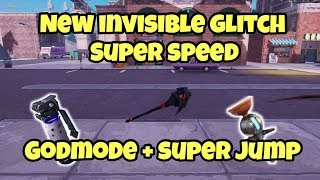 *NEW* FORTNITE GODMODE/INVISIBLE GLITCH | WORKS IN PUBLIC MATCHES!