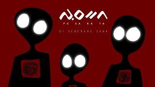 Pusakata - Di Seberang Sana ( Official Video Lyrics )