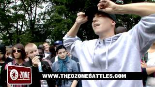The O-Zone Battles: Grizzly vs Third Eye (Promo) Part 2