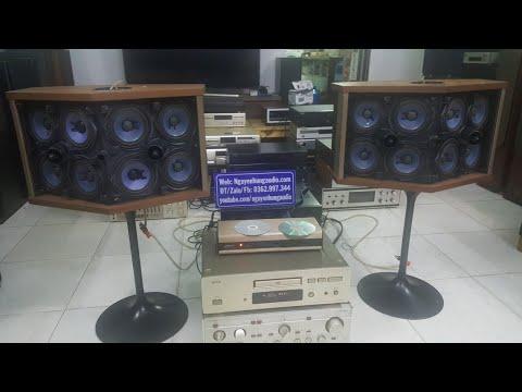 Đôi Loa độc Nhất Thế Giới Bose 901 Series V,mỹ Sản Xuất,âm Thanh Tuyệt Hảo|Nguyên Hùng Audio