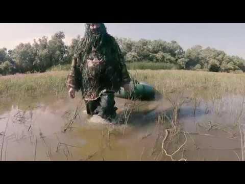 #Маскировка на утиной охоте -ЧТО НОВОГО НА РЫНКЕ? Куртки / Халаты /Сети /Маски