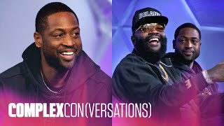 BOSS LEVEL: Long Lives at High Stakes with Dwyane Wade & Rick Ross | ComplexCon(versations)