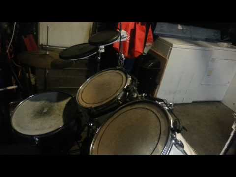 """""""The Same Deep Water As You"""" By The Cure (Drums) -Brian Soto"""