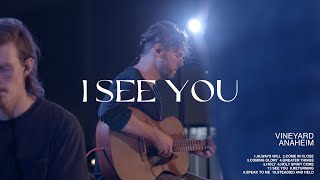I See You | Jeremy Riddle - Vineyard Anaheim NEW ALBUM (OFFICIAL LIVE VIDEO)