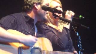 Over You - Miranda Lambert & Blake Shelton (NASH BASH 2/18/13)