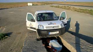 Mongol Rally Film (1/6) - Película documental - From Lost To The River