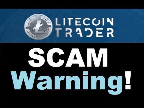 Litecoin Trader Review - FAILED SCAM! (Dont waste your Money)