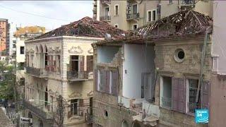 Au Liban, la restauration du patrimoine culturel beyrouthin commence