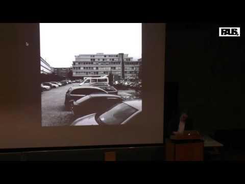 Lecture: Der robuste Raum, by Piet Eckert (E2A Zürich)