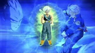 Dragon Ball Z soundtrack-Vegeta knows his son