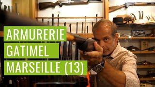 Armurerie Gatimel (13) - Portrait d'armurier