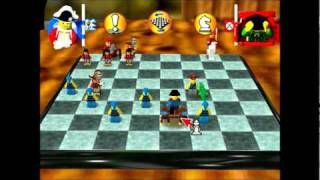 PC Gameplay - Lego Chess