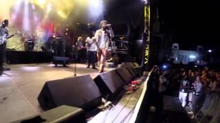 Chronixx - Here Comes Trouble Live@ReggaeJam 2014