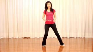 Where My Love Goes - Line Dance (Dance & Teach in English & 中文)