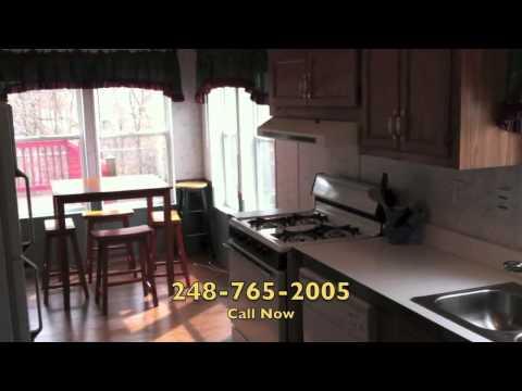 Manufactured  Home For Sale - Auburn Hills, Michigan $21,500