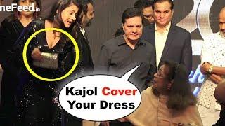 Video Kajol Suffers Embarassing Moment At Kuch Kuch Hota Hai 20 Years Celebration download MP3, 3GP, MP4, WEBM, AVI, FLV Oktober 2018