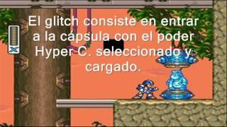 Megaman X3 - Hyper C. infinito (X-Buster Glitch)