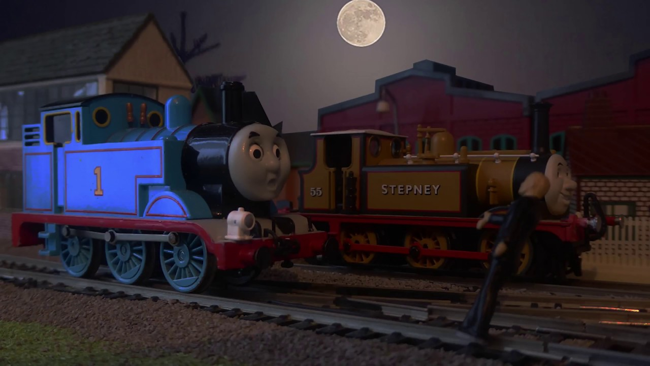 Model Thomas The Tank Engine Friends Halloween Special 2017