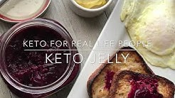 The Best Keto Jelly!!!