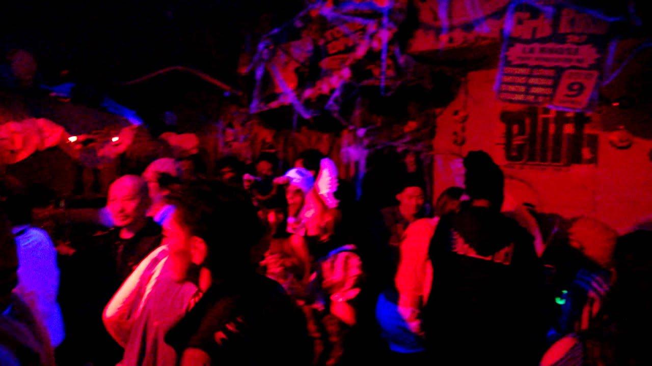 Rub A Dub Bar Halloween Party 2013 Kyoto Japan 1/2 - YouTube