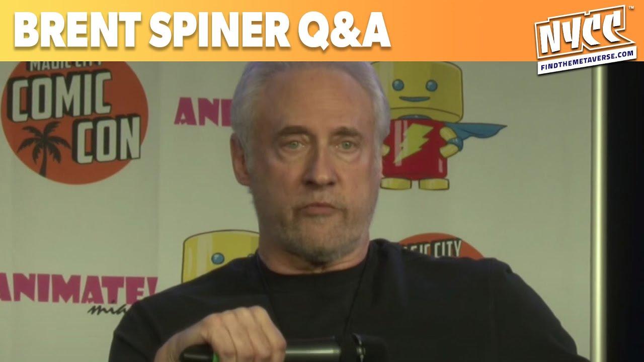 Brent Spiner Q&A Data in Star Trek at Magic City Comic Con Jan 2016