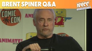 Brent Spiner Q&A Data in Star Trek at Magic City Comic Con Jan 2016