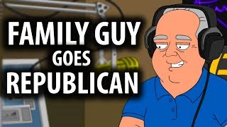 Family Guy Goes Republican with Rush Limbaugh Explained