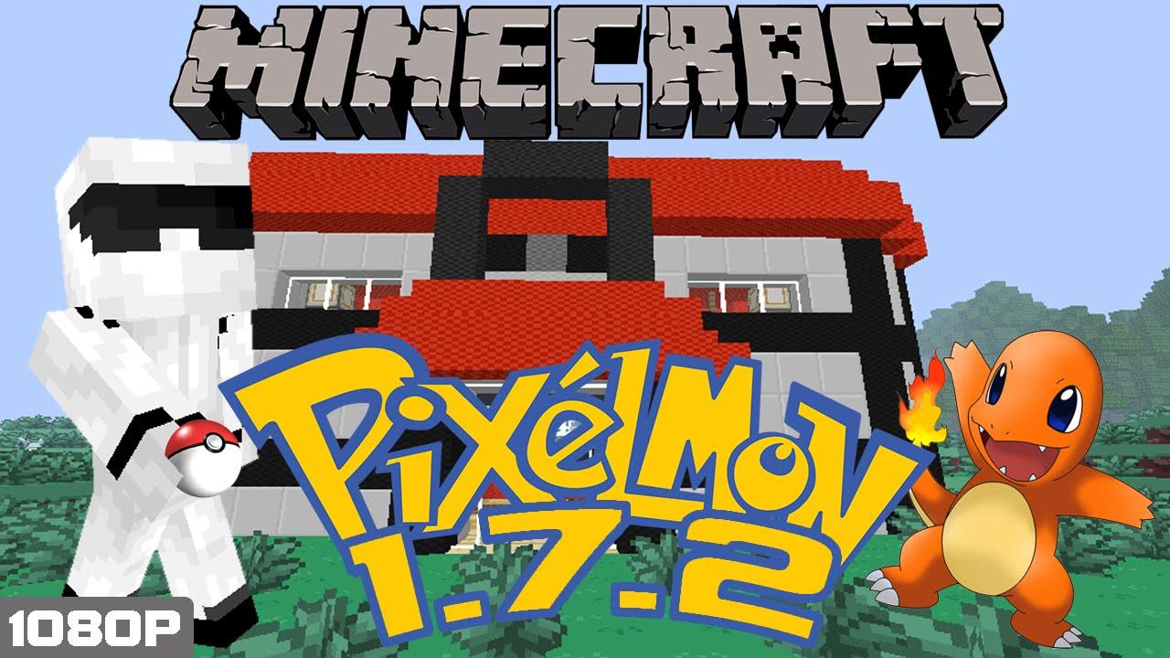 Download Minecraft Pixelmon 1.7.2 Ep. 16 - Capturing