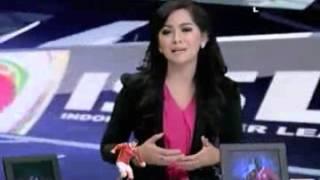 Putri Violla - ISL TVOne
