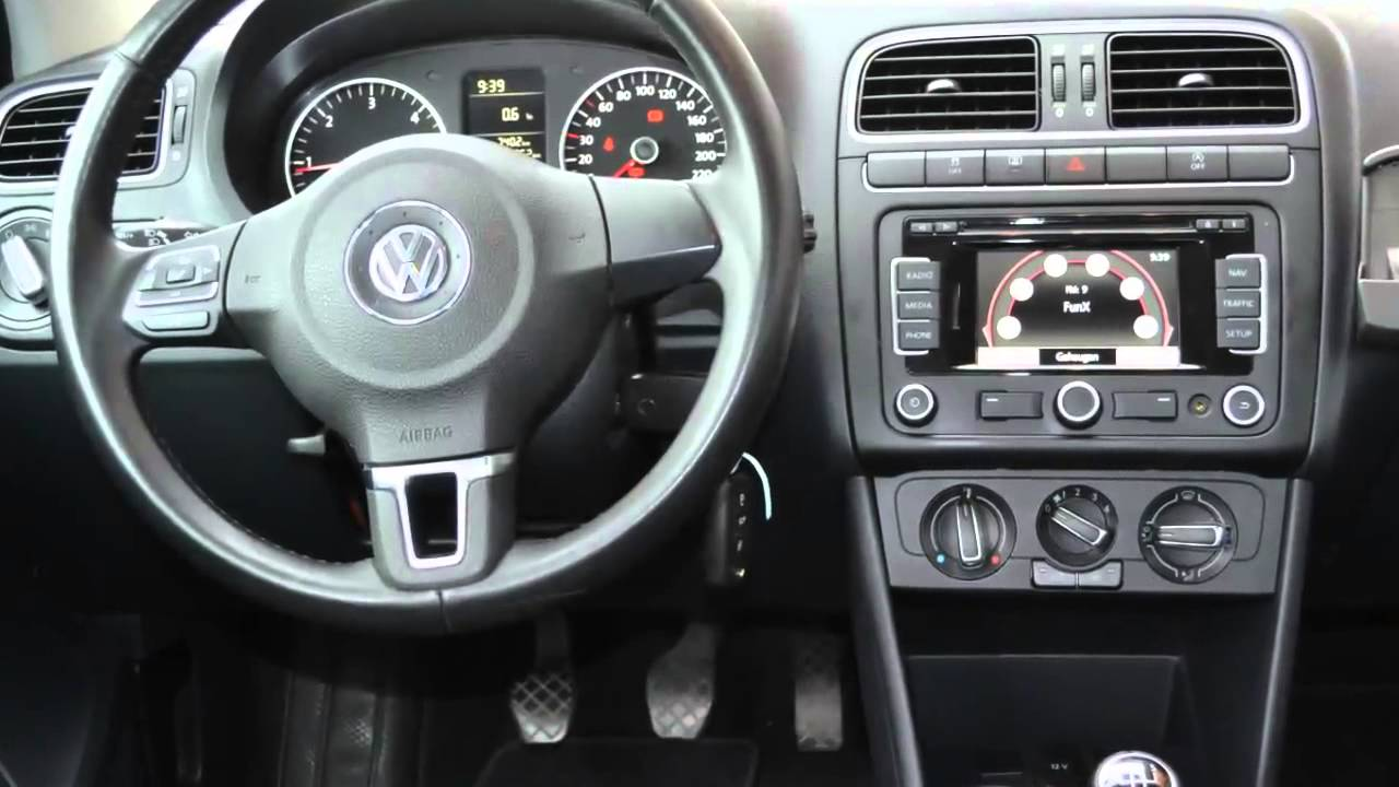 volkswagen polo 1.2 tdi 75pk bluemotion comfortline - youtube