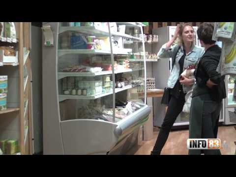 Allianc'Ethyk, une épicerie bio à Hyères