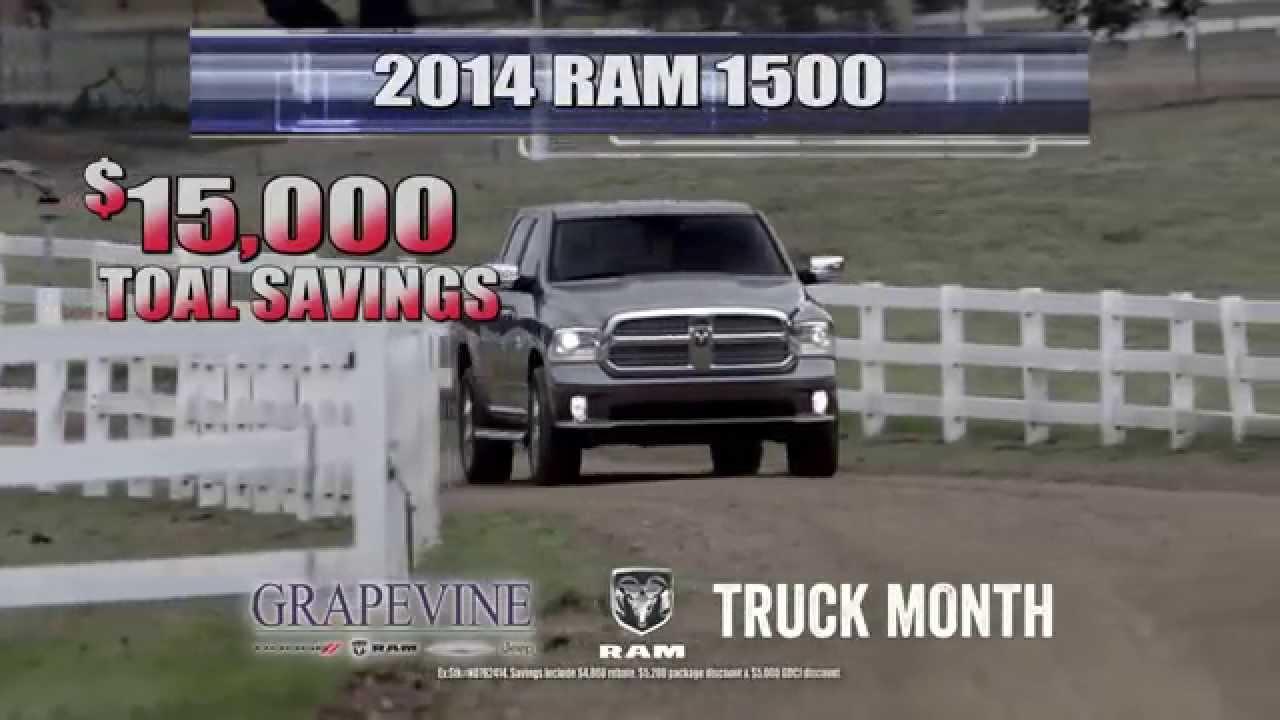2014 September Grapevine Dodge, Chrysler, Jeep 15