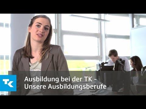 Ausbildung bei der TK - Unsere Ausbildungsberufe