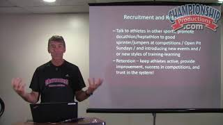 How to Get Young Athletes Interested in Track & Field!
