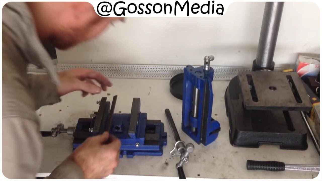 Cheap Cross Slide Vice Hack Pt 1 Fixing The Orientation