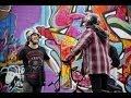 Graffiti and BMX collide - Red Bull Urban Rhythm