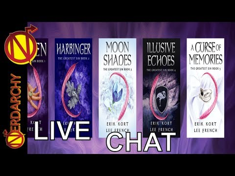 Nerdarchy Live Chat 88 Fantasy Novels Inspired By Playing Role