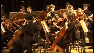 "UAS-UpperAustrianSinfonietta: Ltg: Peter Aigner ""Der Goldene Mozartstrudel"" 1/5"