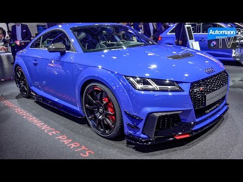 2018 Audi TT RS Performance Parts - #AutomannTalks