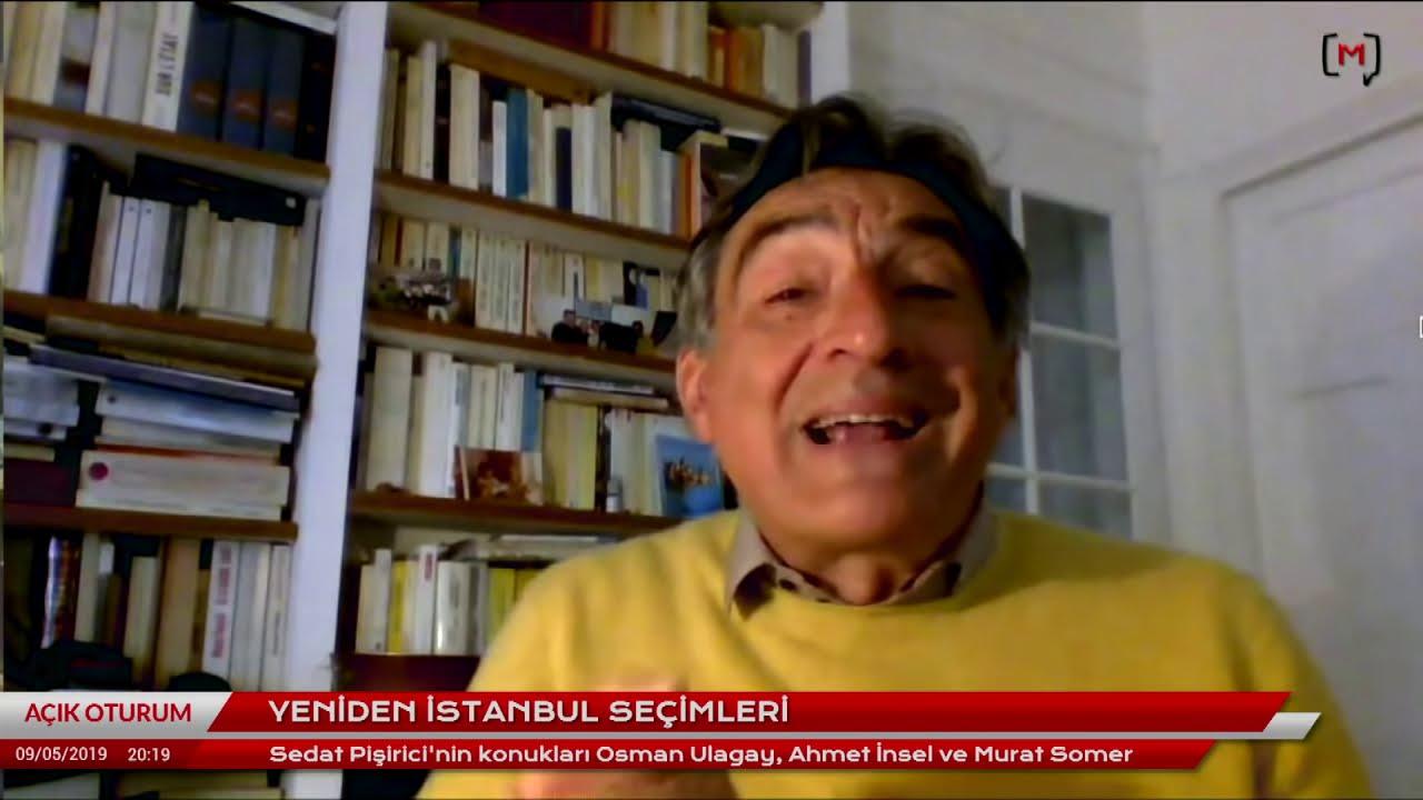 Açık Oturum (190): Yeniden İstanbul seçimleri - Konuklar: Osman Ulagay, Ahmet İnsel ve Murat Somer
