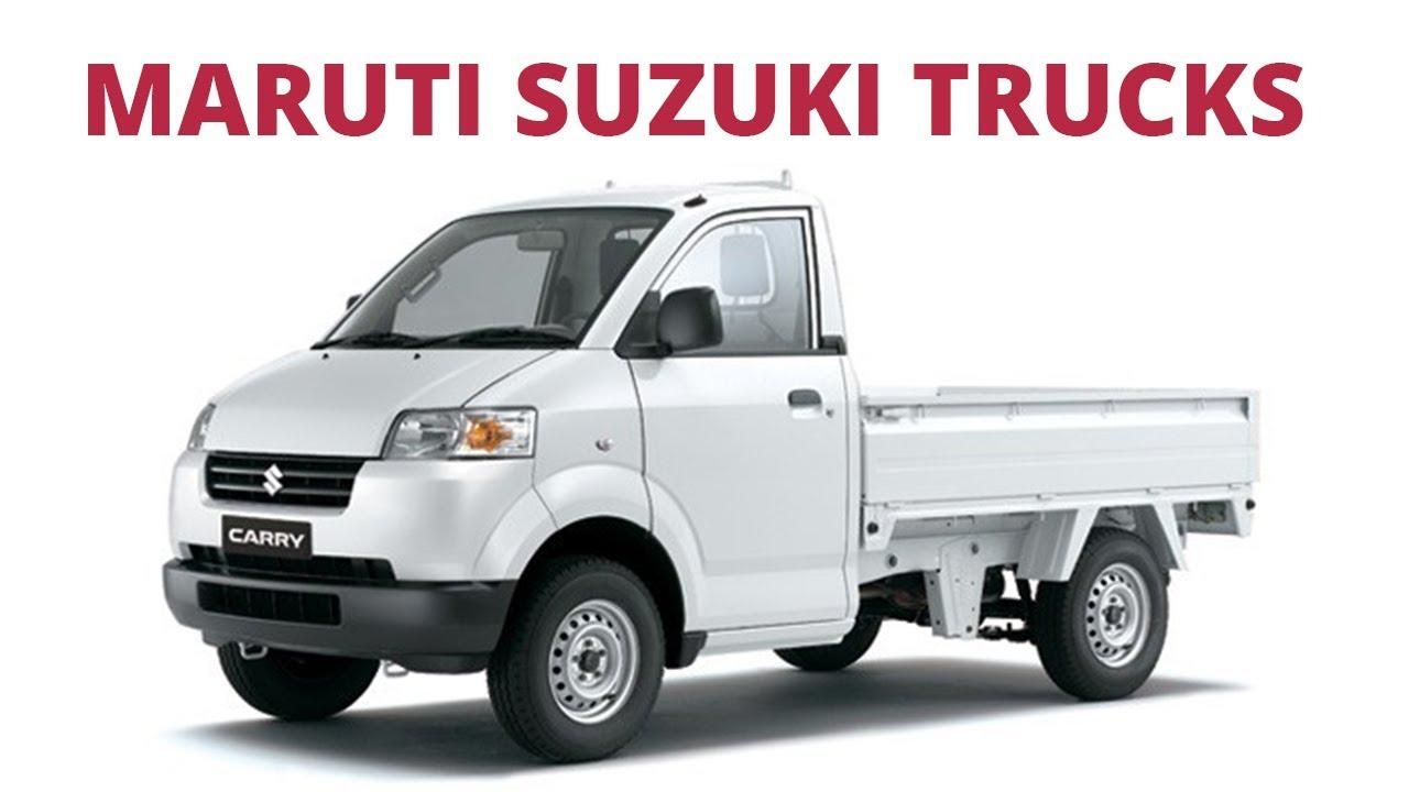 Maruti Suzuki Trucks Specifications Review