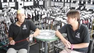 地クラブ試打 KAMUI (カムイ) TP07 -NITROGEN-