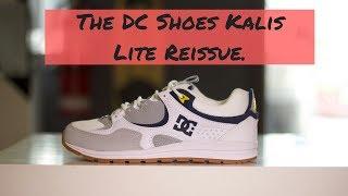 Video The DC Shoes Kalis Lite Reissue download MP3, 3GP, MP4, WEBM, AVI, FLV Juli 2018