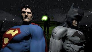 Batman Vs Superman: Dawn of Justice - Trailer 1 [SFM Animation]