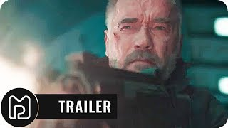 TERMINATOR: DARK FATE Trailer 2 Deutsch German (2019)